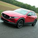 Combine attractive exterior/interior styling with superb handling and impressive fuel economy and you have Mazda's 2021 CX-30 AWD CUV