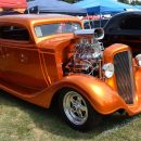 The annual Wheels of Time Rod & Custom Car Jamboree rolls into Macungie Park Aug. 27-29