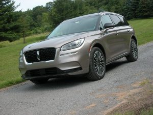 Lincoln's top-selling AWD Corsair is a compelling choice in the highly competitive compact SUV market