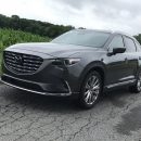 Mazda's 2021 CX-9, 3-row, midsize crossover excels in several categories