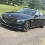 Genesis G80 can be considered the new benchmark for midsize AWD luxury sedans